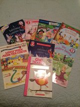 Kid's soft cover books in Kingwood, Texas