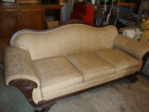 ANTIQUE COUCH in Clarksville, Tennessee