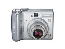 Canon PowerShot A550 7.1MP Digital Camera with 4x Optical Zoom in Westmont, Illinois