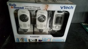 Vtech Safe & SoundVideo Baby Monitor in Camp Pendleton, California