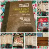 1970'S VEHICLE MANUALS in Fort Leavenworth, Kansas