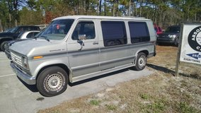 1986 ford econoline work van(REDUCED) in Camp Lejeune, North Carolina