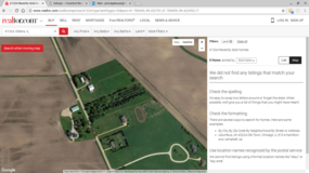 5 buildable acres for sale in DeKalb, Illinois