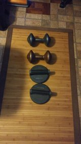 Dumbbells? & push up set in Fort Knox, Kentucky
