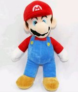 "10"" SUPER MARIO PLUSH in Columbus, Georgia"