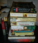 9 Philippa Gregory Historical Fiction Book Lot Boleyn Taming Of the Queen Meridon + in Kingwood, Texas