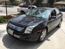2007 Ford Fusion SE with Appearance Package in Hemet, California