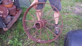 Wagon Wheels in Camp Lejeune, North Carolina