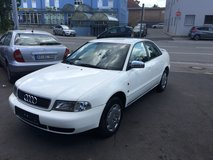 AUDI A4 Sedan/ automatic-  NEW INSPECTION in Hohenfels, Germany