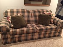 Couch and Love Seat in Bartlett, Illinois