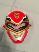 Power Ranger Mask For Toddler in Kingwood, Texas