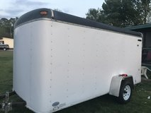 6x12 enclosed trailer in Greenville, North Carolina