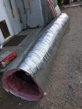 "10' x 18"" Insulated Flex Vent Duct R6 with Metalized Jacket in 29 Palms, California"