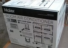 Air conditioner Haier hwf05xcr-t 5000 BTU, new in box in Fort Lewis, Washington