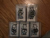 New Cruise Club Bracelet Type Quartz Watches in Belleville, Illinois