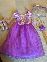 Disney Rapunzel Costume & Accessories in Bartlett, Illinois