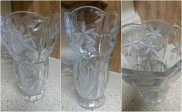 Mikasa Etched Vase (large) (Reduced!) in Baytown, Texas