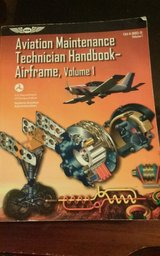 Aviation Maintenance Technician Handbook- Airframe, Volume 1 (8083-31) in Fort Rucker, Alabama