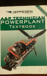 Jeppesen A&P Technician Powerplant Textbook in Fort Rucker, Alabama