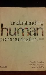 Understanding Human Communication, Twelfth Edition in Fort Rucker, Alabama