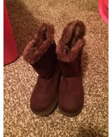 Furry Boots in Baytown, Texas
