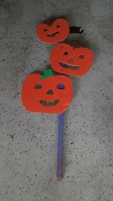 "Halloween Outdoor Deco 6""x25"" in The Woodlands, Texas"