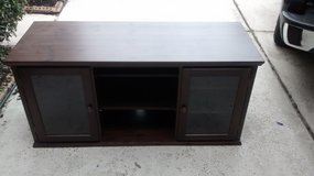Solid Wood TV Console/Stand in Kingwood, Texas