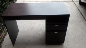 "Wooded Expresso Office Desk/Work Station 19""x30""x44"" in Kingwood, Texas"