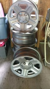 16 inch aluminum alloy rims in Camp Lejeune, North Carolina