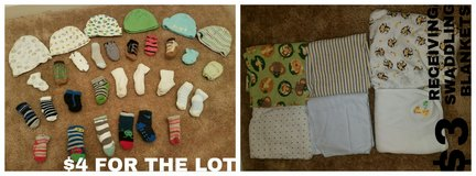 Lot for Baby Boy due in Fall 5 in Beaufort, South Carolina