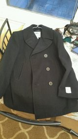 1 Men's & 1 Women's Navy Issued Peacoats in Beaufort, South Carolina