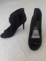 Nicole heels size 10 black in Glendale Heights, Illinois