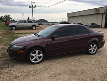 2008 Mazda 6 Four Door in Fort Leonard Wood, Missouri