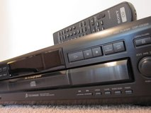 Sony CDP-CE335 5-CD Changer - with remote in Los Angeles, California