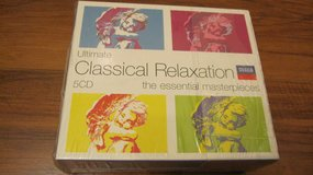 Classical Music CD BOX SETS - Various in Los Angeles, California