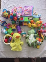 Infant Toy Lot w/ Sophie the Giraffe in Fort Campbell, Kentucky