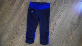 LADIES UNDER ARMOUR CAPRI LEGGINGS HEAT GEAR in New Lenox, Illinois
