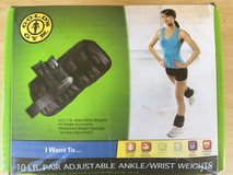 Gold Gym 10 lb Ankle/Wrist Weights in Fort Knox, Kentucky