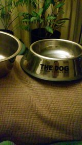 stainless steel  dog bowls in Shorewood, Illinois