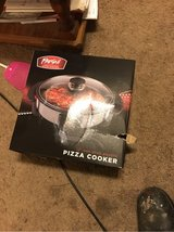 Electric pizza cooker in Lawton, Oklahoma