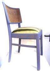 Wonderful wooden chair Mid Century shabby Chic kitchen chair in Wiesbaden, GE