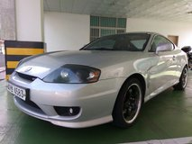 2002 Hyundai Tuscani/Sports Car/Looks Nice in Yongsan, South Korea