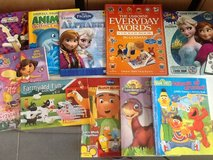 Children's Coloring/Sticker Activity Lot (10) in Ramstein, Germany