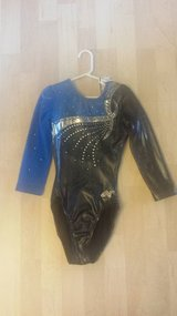 Like new! Competition Leotard with Crystals - Adult XS in Wheaton, Illinois