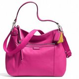 NEW COACH BAG NEVER USED MAGENTA in Fort Campbell, Kentucky