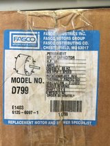Fasco D799 Fan Motor 1/8 hp 825 rpm 1 speed 208/230 v in Warner Robins, Georgia