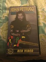 Rare Japanese John Petrucci Lessons VHS in Okinawa, Japan