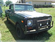 1975 IH SCOUT, 4X4 Ranch scout in Kingwood, Texas