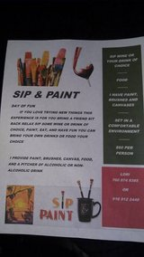 SIP AND PAINT in Yucca Valley, California