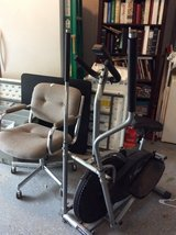 Bike/Eliptical 75.00 , also chair with rollers 20.00 in Los Angeles, California